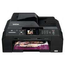 MFC-J5910DW Wireless All-in-One Inkjet Printer, Copy/Fax/Print/Scan