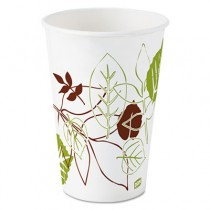 Pathways Polycoated Paper Cold Cups, 16 oz