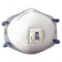 Particulate Respirator 8271, P95