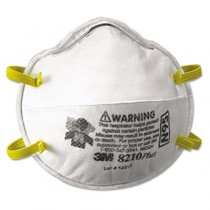Particulate Respirator 8210Plus, N95