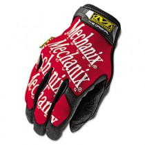 The Original Work Gloves, Red/Black, Large