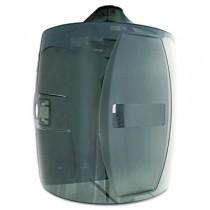 Contemporary GymWipes Wall Dispenser, Smoke Gray