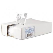 Get Reddi Silverware Bags, 3-1/2 x 10 x 1-1/2, 0.70 Mil, Clear, 2000/Case