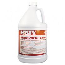 BIODET ND-32, Lemon Scent, 1 gal. Bottle