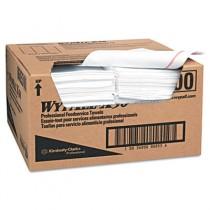 WYPALL X50 Wipers, 23 1/2w x 12 1/2l, White