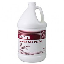 Lemon Oil Furniture Polish, Lemon Scent, 1 gal Bottle