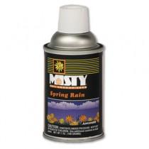Metered Dry Deodorizer Refills, Spring Rain, 7oz, Aerosol