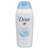 Deep Moisture Nourishing Body Wash, White, 24 oz.