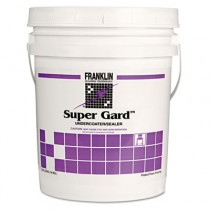 Water Based Acrylic Floor Sealer, Resilient/Non-Resilient Floors, 5 gal