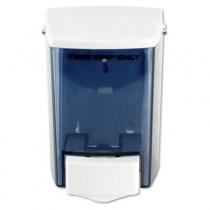Encore Foam-eeze Bulk Foam Soap Dispenser, White, See Thru, 900 ml