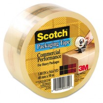 """3750 Commercial Grade Packaging Tape, 2"""" x 60yds"""