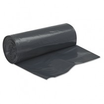 Linear Low Density Can Liners, 38 x 58, Black