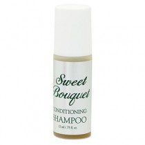 Conditioning Shampoo, Sweet Bouquet Fragrance, 0.75 oz. Bottle