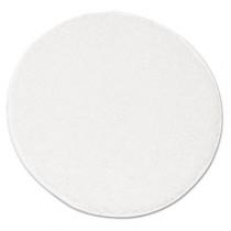 "Rotary Yarn Carpet Bonnets, Carpet, 19"", White"