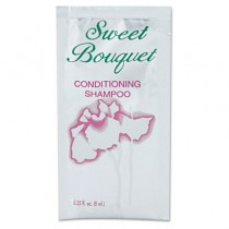 Conditioning Shampoo, Sweet Bouquet Fragrance, 0.25 oz. Foil Packets