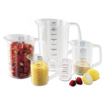 Bouncer Measuring Cup, 8oz, Clear