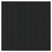 Ribbed Vinyl Anti-Fatigue Mat, 36 x 60, Black