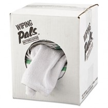 Counter Cloth/Bar Mop, Assorted Colors, Weights Vary, About 26 Ounces per Dozen