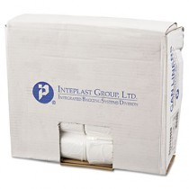 Commercial Can Liners, Perforated Roll, 12-16 Gal, 24 x 33, Natural