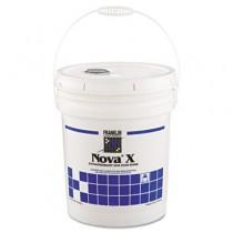 Nova X Extraordinary UHS Star-Shine Floor Finish, Liquid, 5 gal. Pail