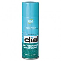 Scented Anti-Perspirant & Deodorant, Crystal Breeze, 4 oz. Aerosol