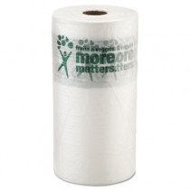 Produce Bag, 10 x 15, 9 Microns, Natural, 1400/Roll