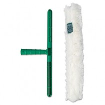 Original Strip Washer with Green Nylon Handle, White Cloth Sleeve, 18 Inches
