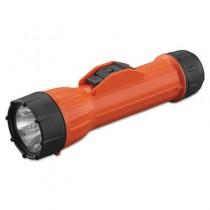 WorkSAFE Waterproof Flashlight, Orange/Black
