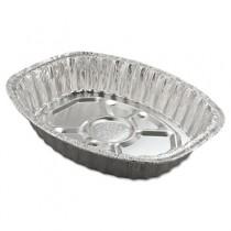 Aluminum Roasting Container, Oval