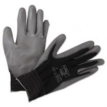 HyFlex Lite Gloves, Black/Gray, Size 9