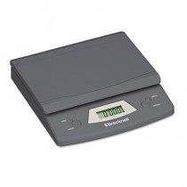 Electronic Postal/Shipping Scale, 25lb Capacity, 6-1/2 x 8 Platform