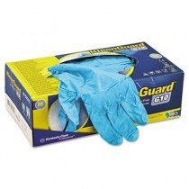 KLEENGUARD G10 Blue Nitrile Gloves, Powder-Free, Blue, Medium