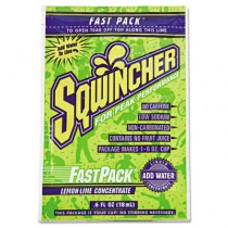 Fast Pack Drink Package, Lemon-Lime, .6 Oz Packet