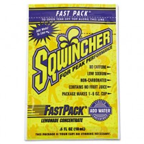 Fast Pack Drink Package, Lemonade, .6 Oz Packet