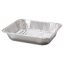 Steam Table Aluminum Pan, Half-Size, 12 3/4 x 10 3/8 x 2 3/5