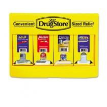 Single Dose Medicine Dispenser, 110 Pieces, Plastic Case