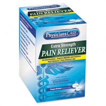 Extra-Strength Pain Reliever, Two-Pill Packets