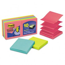 Pop-Up Notes, 3 x 3, Rio de Janeiro, 10 90-Sheet Pads/Pack