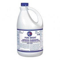 Pure Bright Liquid Bleach, 1 Gallon Bottle