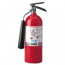 ProLine Pro 5 CD Fire Extinguisher, 5-B:C, 850psi, 17h x 5.25dia, 5lb