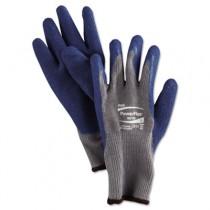 PowerFlex Gloves, Blue/Gray, Size 9