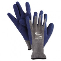 PowerFlex Gloves, Blue/Gray, Size 10