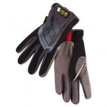 FastFit Work Gloves, Black, XX-Large