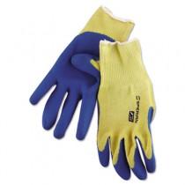 Tuff-Coat II? Gloves, Blue/White, Extra Large
