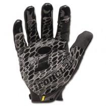 Box Handler Gloves, Pair, Black, Large
