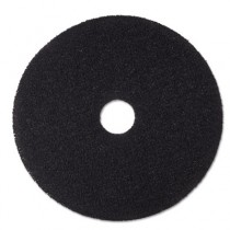 """Stripper Floor Pad 7200, 20"""", Black"""