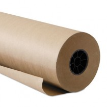 "Kraft Paper, 24"" x 1020 ft, Brown"
