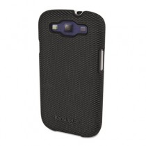 Vesto Textured Leather Case, for Samsung Galaxy S3, Black