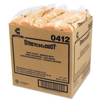 Stretch ?n Dust Cloths, 11 5/8 x 24, Yellow