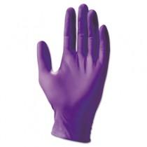 PURPLE NITRILE Exam Gloves, Powder-Free, Large